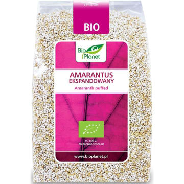 Amarantus ekspandowany - Bio Planet