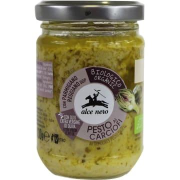 Pesto z karczocha - Alce Nero. Włoska kuchnia w każdym domu.