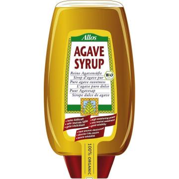 Syrop z agawy Bio - Allos. Alternatywa dla cukru.