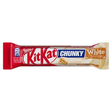 Nestlé Kit Kat - Baton White 40g. Prawdziwa eksplozja smaków.