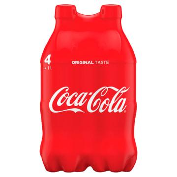 Napój gazowany - Coca Cola to smak znany na całym świecie.