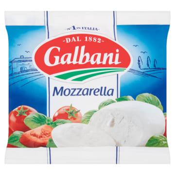 Ser Mozarella Galbani - delikatnie mleczny smak i zapach