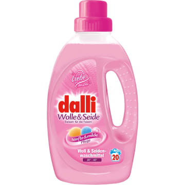 DALLI Wool Niemiecki Płyn do prania 1.35 l