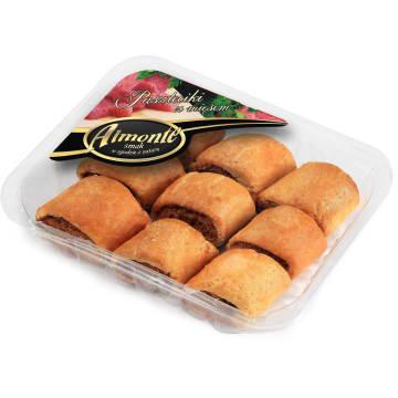 ALMONTE Paszteciki z mięsem 200g