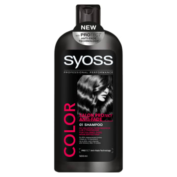 SYOSS COLOR Szampon do włosów Salon Protect Anti-Fade 500ml