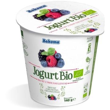 Jogurt Owoce Leśne - BAKOMA
