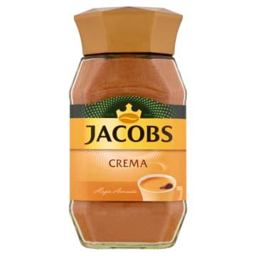 Kawa rozpuszczalna - Jacobs Crema Gold