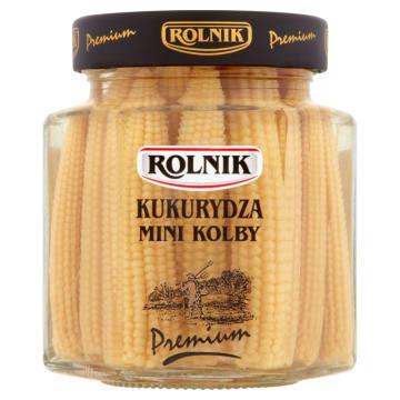 ROLNIK Premium Kukurydza minikolby 314ml