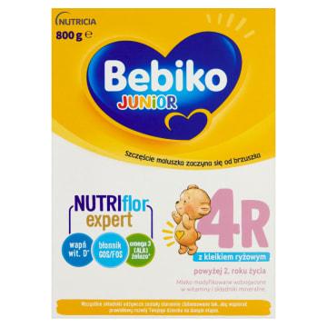 Mleko modyfikowane dla dzieci po 24. miesiącu 800g - Bebiko - odpowiada na potrzeby Twojego dziecka