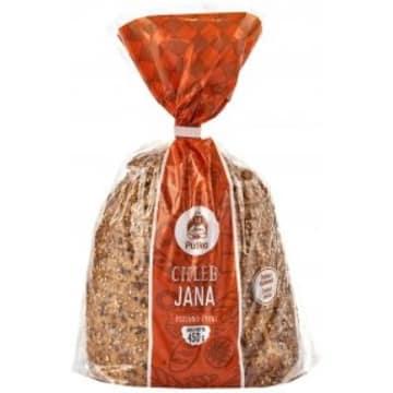 Chleb Jana krojony - Putka to doskonały pomysł na pyszny posiłek.
