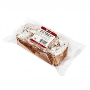 Putka - Ciasto piaskowo-cytrynowe 500g. Zachwyci wszystkie podniebienia.