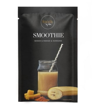 FOODS BY ANN Smoothie Banan & Mango & Kurkuma 24 g