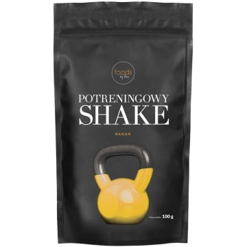 FOODS BY ANN Potreningowy Shake Banan 100 g