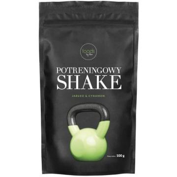 FOODS BY ANN Potreningowy Shake Jabłko & Cynamon 100g