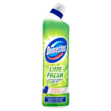 Płyn do dezynfekcji - Domestos Totalna Higiena. Myje, odkaża, usuwa mikroorganizmy - skutecznie.