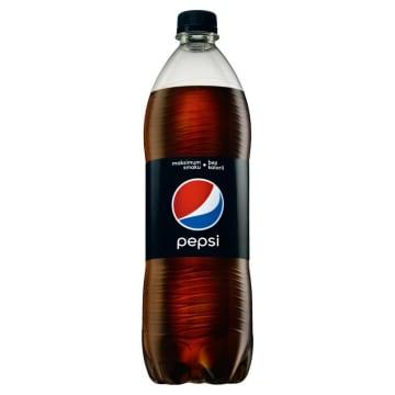 PEPSI BEZ KALORII Napój gazowany bez cukru 1l