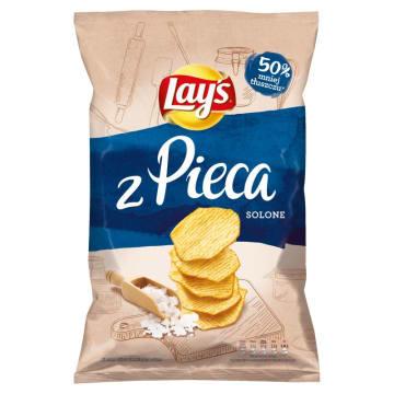 Chipsy Naturalnie prosto z Pieca - Lays