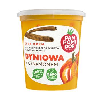 Zupa krem z dyni - Pan Pomidor&Co