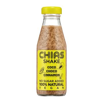 CHIAS Shake Coconut Choco Cinnamon (Kokos Kakao Cynamon) 200g