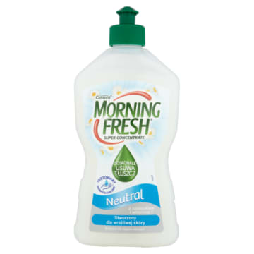 MORNING FRESH Neutral Balsam do mycia naczyń 400 ml