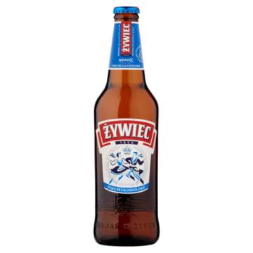 ŻYWIEC Piwo bezalkoholowe 500ml
