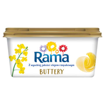 RAMA Buttery Margaryna 450g
