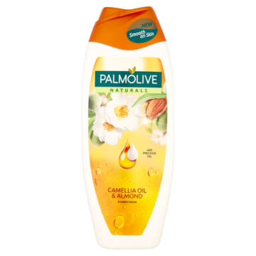 PALMOLIVE Żel pod prysznic Camellia Oil and Almond 500 ml