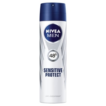 NIVEA MEN Sensitive Protect Antyperspirant w aerozolu 150 ml
