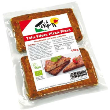TAIFUN Kotleciki tofu pizza-pizza BIO 160g