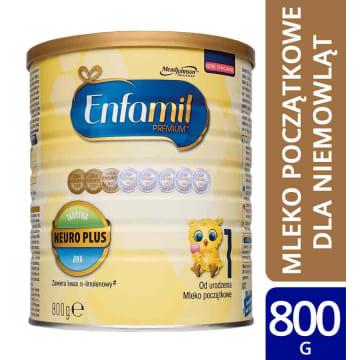 ENFAMIL Premium 1 Mleko początkowe od urodzenia 800g