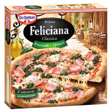 DR. OETKER Feliciana Classica Pizza Prosciutto e Spinaci 350g