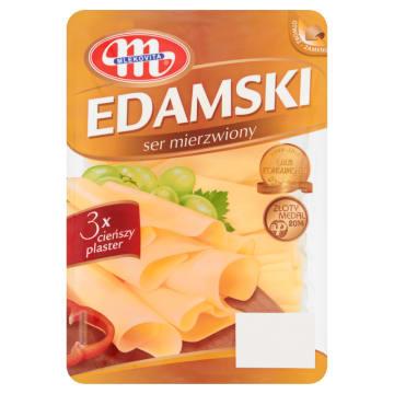 MLEKOVITA Ser Edamski mierzwiony 150g