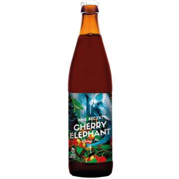 INNE BECZKI Piwo Cherry Elephant 500ml