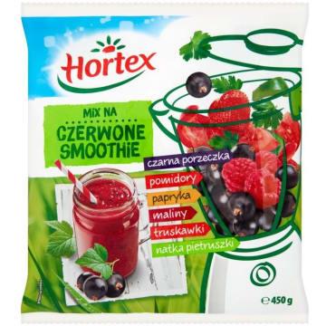 HORTEX Q Mix na czerwone smoothie 450g