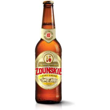 BROWAR STAROPOLSKI Piwo Zduńskie Lager 500ml