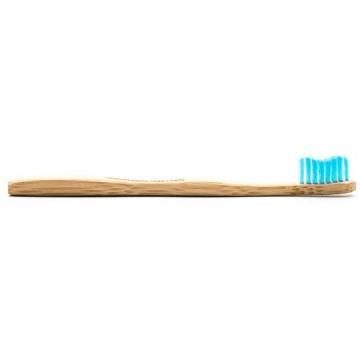 HUMBLE BRUSH Szczoteczka do zębów bambusowa dla dzieci niebieska 1szt