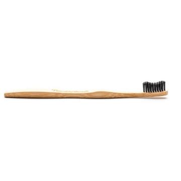 HUMBLE BRUSH Szczoteczka do zębów bambusowa miękka czarna 1szt