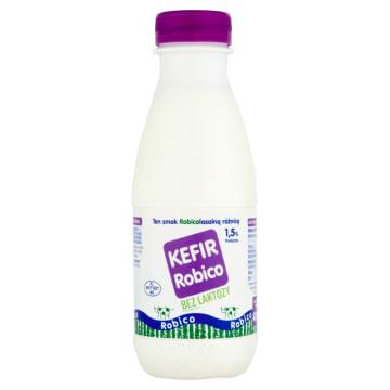ROBICO Kefir bez laktozy 1,5% 400g