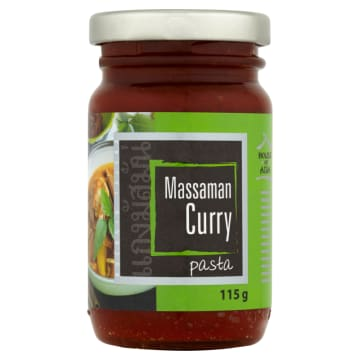 HOUSE OF ASIA Pasta Massaman curry 115 g