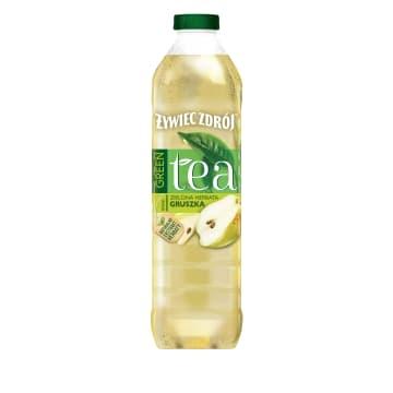 ŻYWIEC ZDRÓJ Green Tea Herbata zielona z gruszką 1.5l