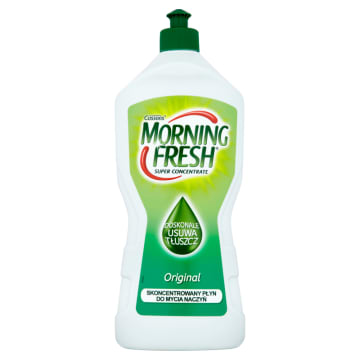 MORNING FRESH Original Skoncentrowany płyn do mycia naczyń 900 ml