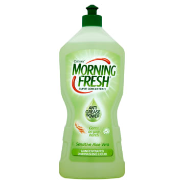 MORNING FRESH Sensitive Aloe Vera Skoncentrowany płyn do mycia naczyń 900 g