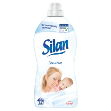 SILAN Sensitive Płyn do płukania 1.85 l