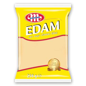 MLEKOVITA Ser Edam kawałki 250g