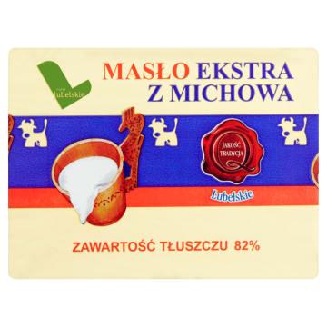 Masło Extra 200 g – Michów. Jedno z najbardziej docenianych maseł na polskim rynku.