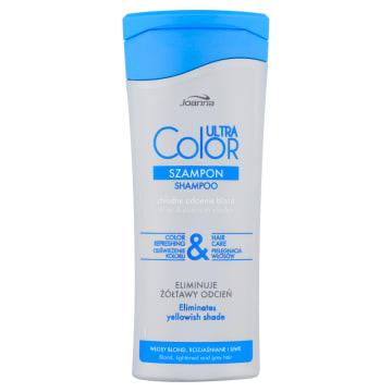 JOANNA Ultra Color System Szampon do włosów blond, rozjaśnianych i siwych 200ml