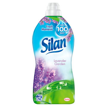 SILAN Lavender Garden Płyn do zmiękczania tkanin 1.85l
