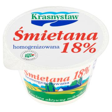 Śmietana 18% - Krasnystaw