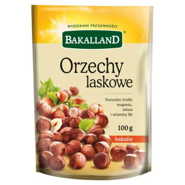 Orzechy laskowe - Bakalland