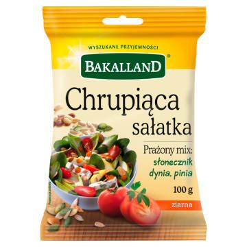 Chrupiąca sałatka - prażony mix - Bakalland